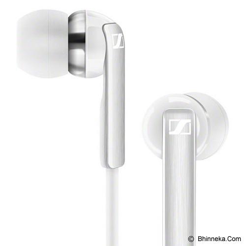 SENNHEISER Earphone [CX 2.00i] - White - Earphone Ear Monitor / Iem